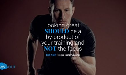 DIAL – A Day In the Life – Rob Solly – Fitness Educator/Trainer